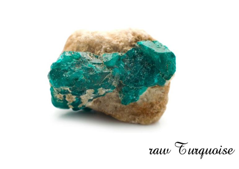raw turquoise