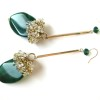 green agate earrings (10)