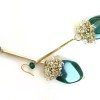 green agate earrings (3)