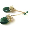 green agate earrings (6)