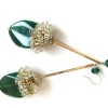 green agate earrings (7)