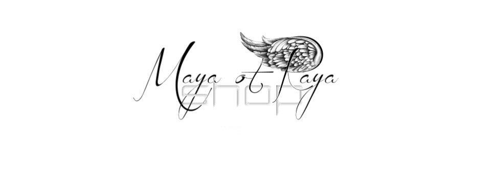 Logo Maya ot Raya's shop